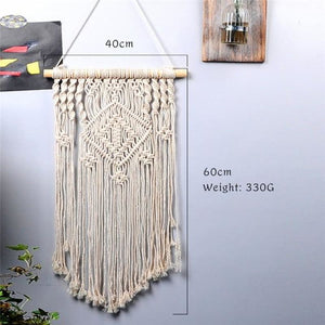 Handmade Tapestry Nordic Wall Decoration - Type 15