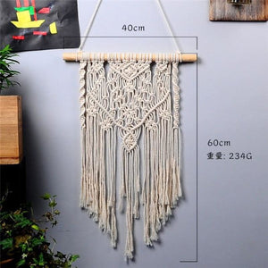 Handmade Tapestry Nordic Wall Decoration - Type 18