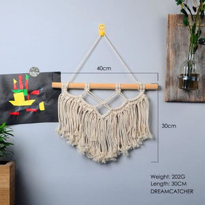 Handmade Tapestry Nordic Wall Decoration - Type 6