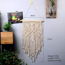 Load image into Gallery viewer, Handmade Tapestry Nordic Wall Decoration - Type 7