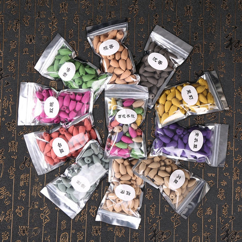 40pcs/Bag Incense Cones