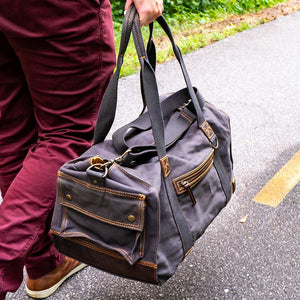 DamnDog Over Gear Box Duffel Bag Review