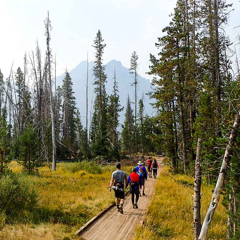What I Learned Hiking The Sawtooth Mountains