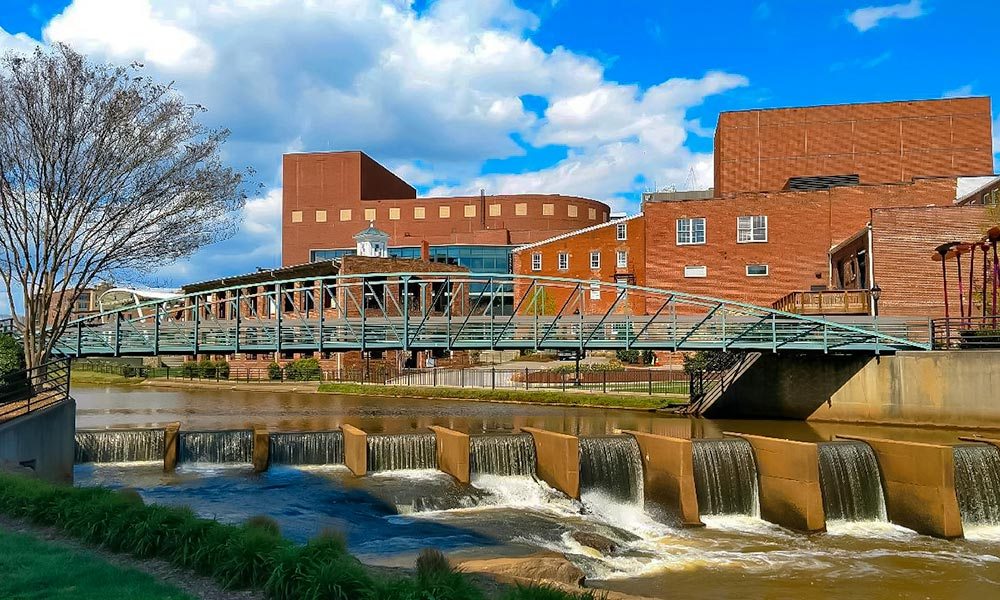 Visiting Greenville, SC City Guide in 3 Days