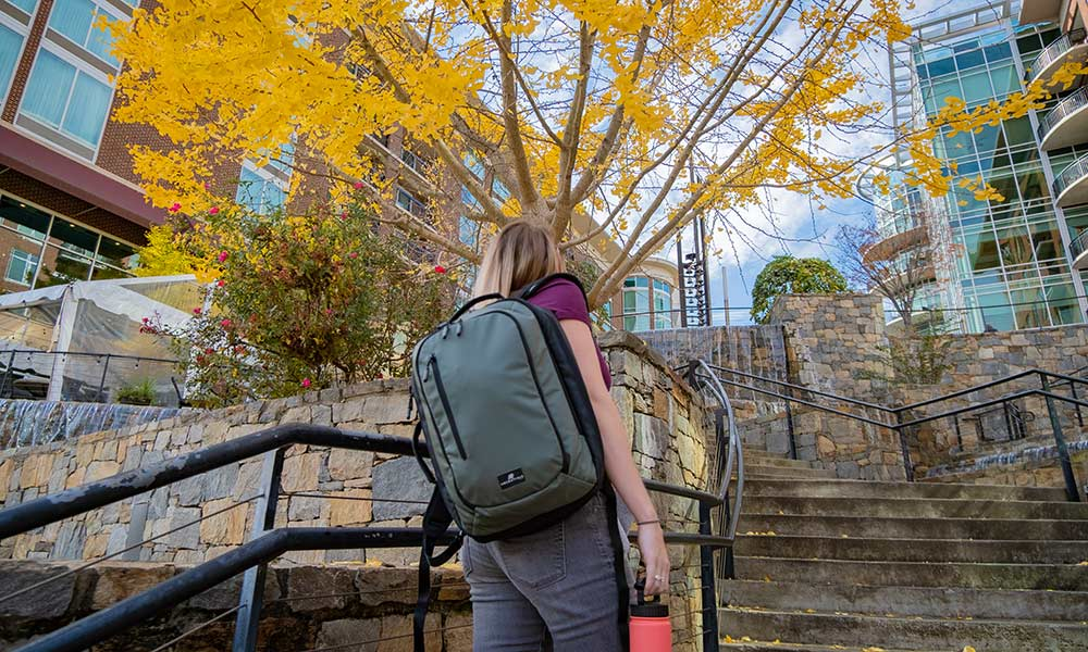 Ascentials Pro Meta Laptop Backpack | Cross Country Road Trip To Colorado 2021