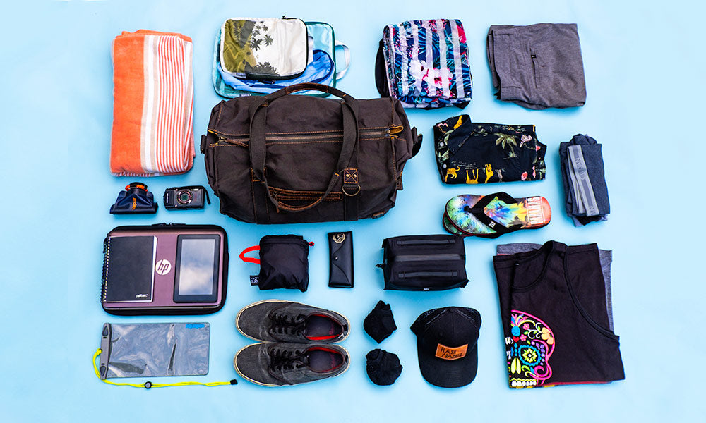 Beach Weekend Packing List | Flashpacker Co