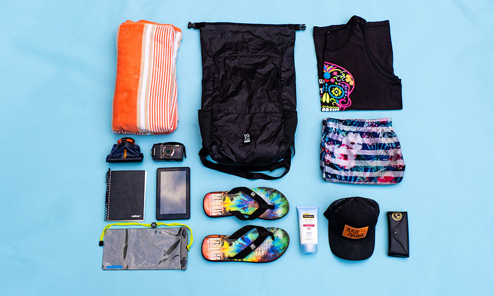 Beach Weekend Packing List