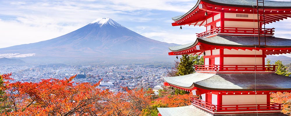 Best Places to Travel in 2020-Japan