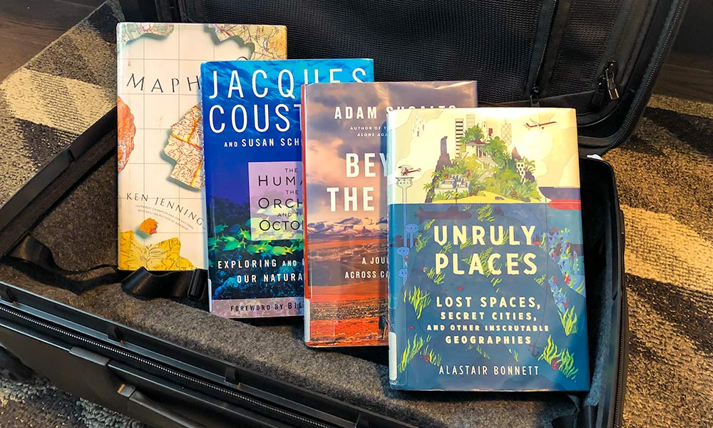Best Travel Books to Read During Covid