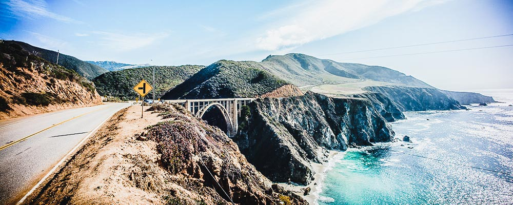 Top Places to Travel Alone - Big Sur California