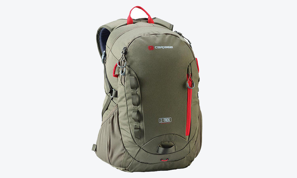 Caribee X-Trek Daypack Backpack Review | Travel Gear Guides