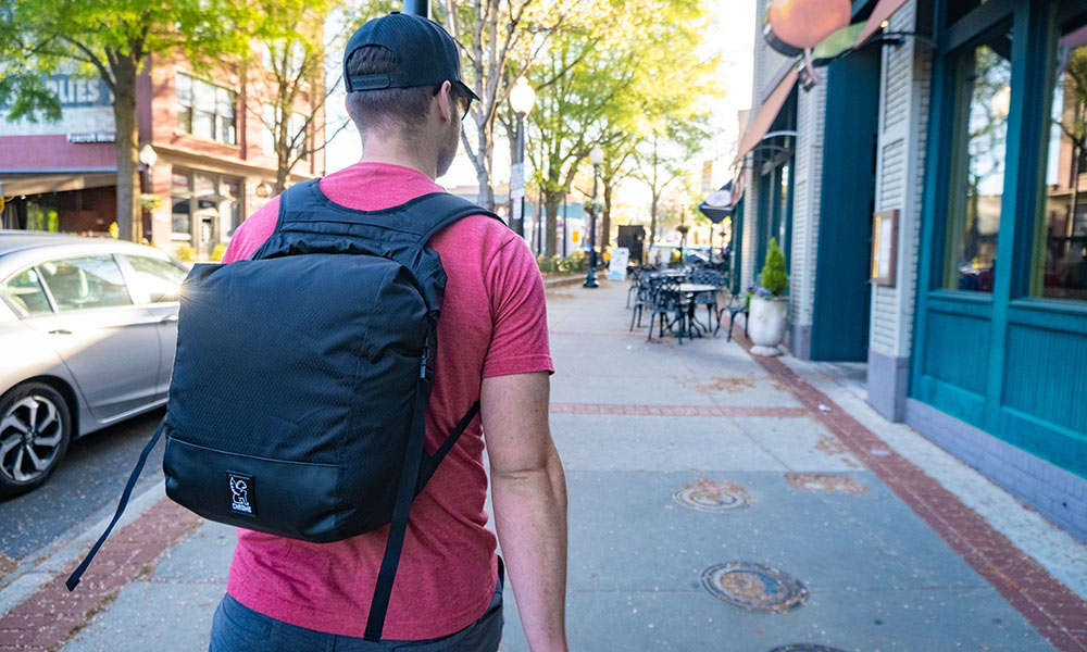 Chrome Cardiel ORP Backpack Review