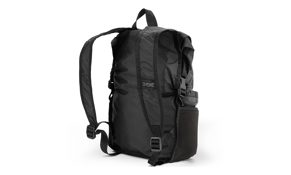 Chrome Industries Rolltop Packable Daypack Review | Flashpacker Co