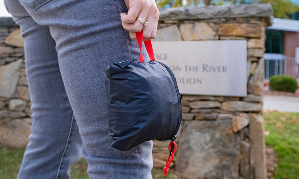 Chrome Industries Rolltop Packable Daypack Review | Travel Gear Guides