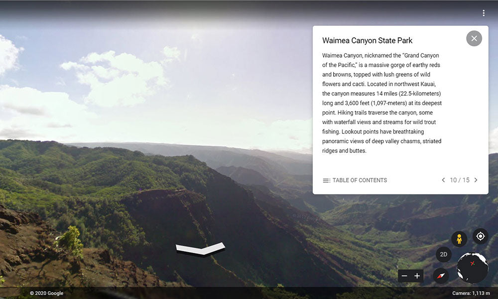 Google Earth Discover Hawaii | Flashpacker Chronicles