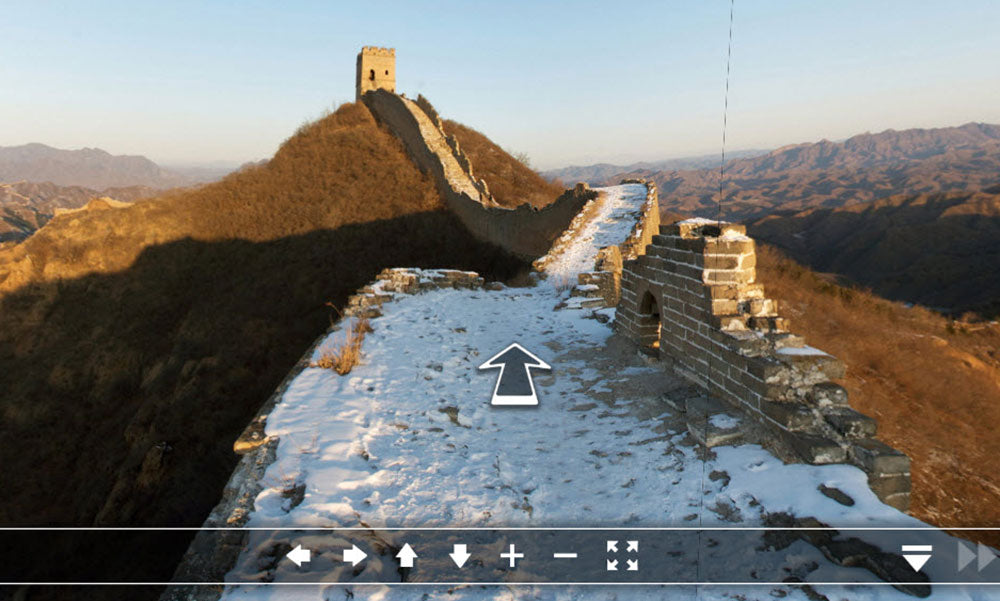 Great Wall of China Virtual Tour | Flashpacker Blog