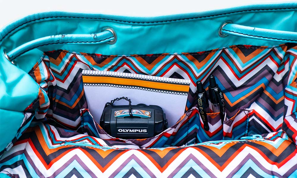 Hadaki Market Pack Daypack Review | Flashpacker Travel Gear