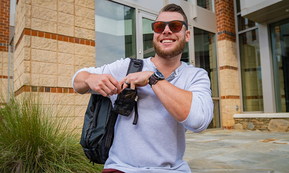 9 Reasons to Travel With Hilx Folding Sunglasses | Flashpacker Travel Gear Guides