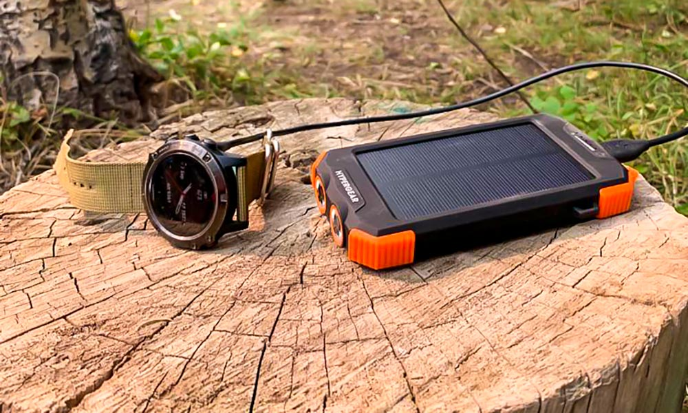 Solar Power Bank | Sustainable Travel Gear Guide
