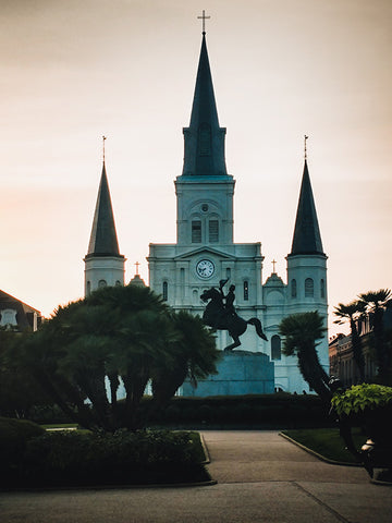 Jackson Square, Free Tours, New Orleans