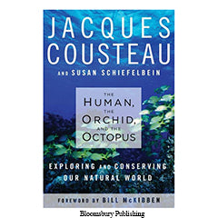 The Human The Orchid and The Octopus | Best Travel Books to Read During Covid