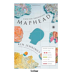 Maphead | Best Travel Books to Read During Covid