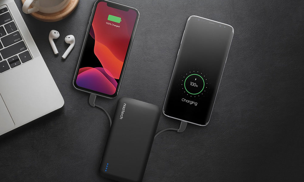 Top 10 Reasons to Travel With a Power Bank