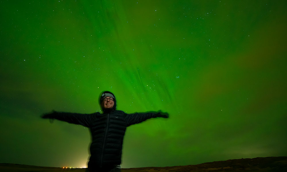 Northern Lights | Visiting Iceland in 4 Days | Flashpacker Chronicles