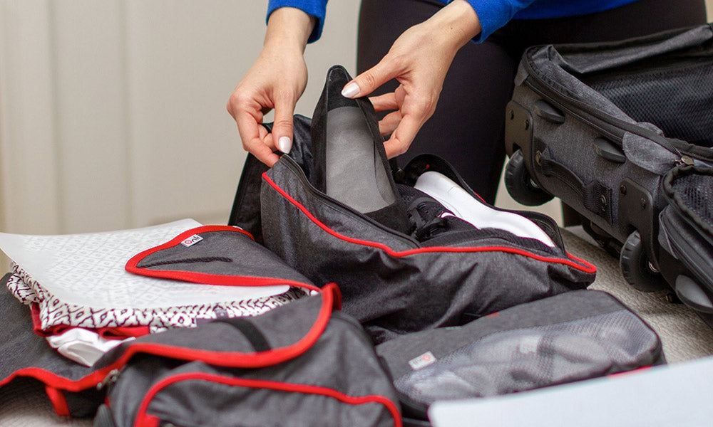 Onli Travel Packing Cubes   How to Use Packing Cubes