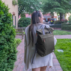 Ori Bags Finchley Sustainable Backpack