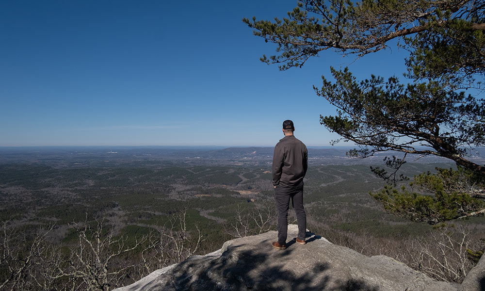 Bald Rock Trail Overlook | Cross Country Road Trip To Colorado 2021