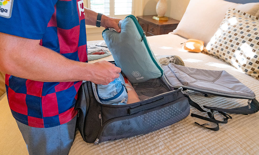 Types of Packing Cubes