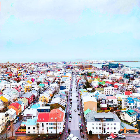 Reykjavik | Visiting Iceland in 4 Days | Flashpacker Blog