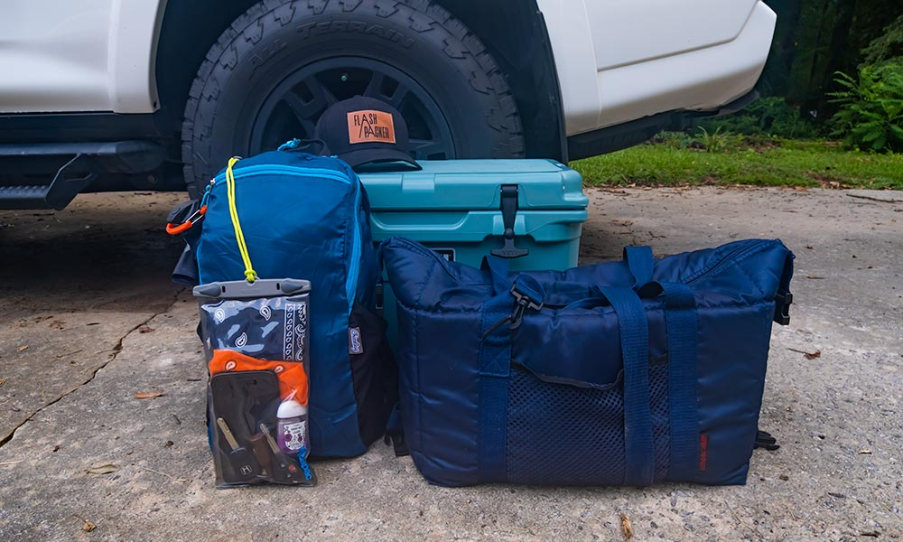 Travel Gear | French Broad River Float | Flashpacker Chronicles