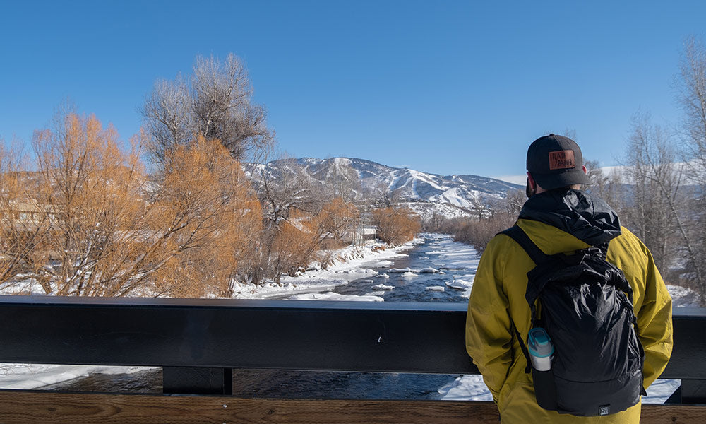 Yampa River Steamboat Springs
