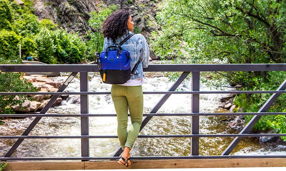 Recycled Materials Backpack | Sustainable Travel Gear Guide