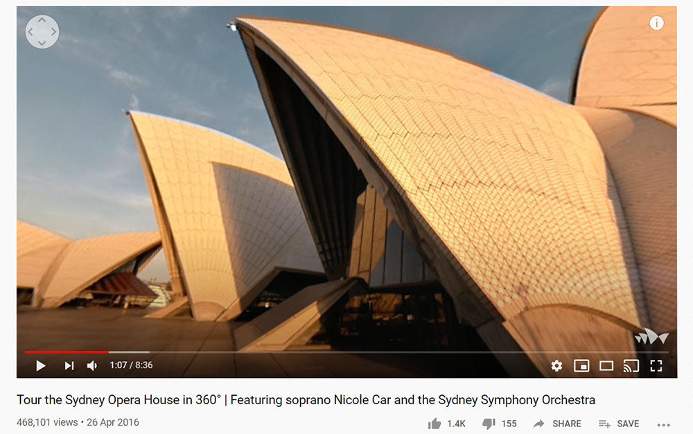 Sydney Opera House Virtual Tour | Ways to Explore During Covid | Flashpacker Chronicles