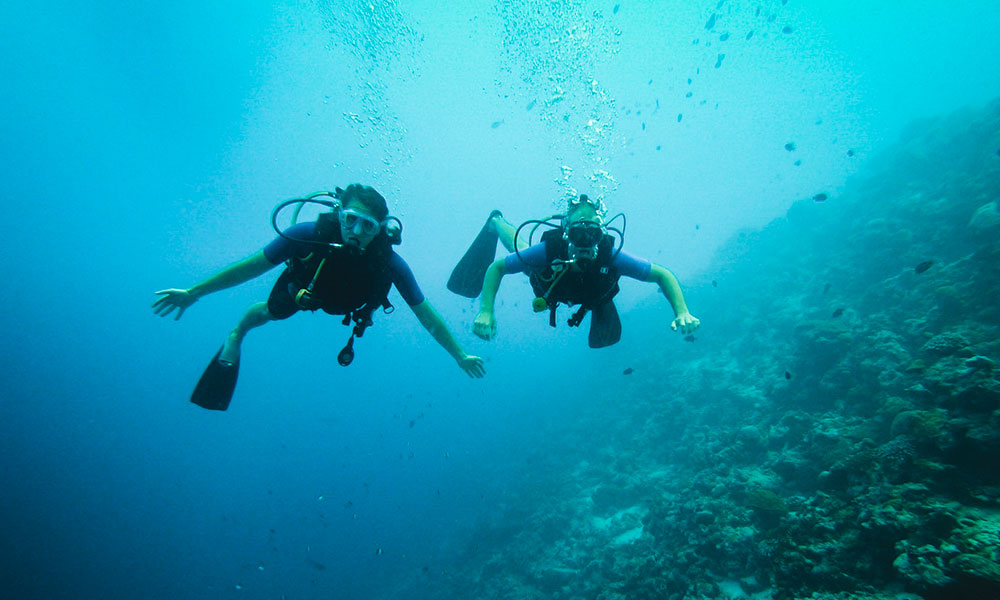 Thailand Top 10-Scuba Diving