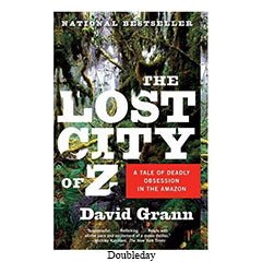 The Lost City of Z | Best Travel Books to Read During Covid