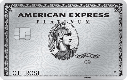 Top Travel Credit Cards-American Express Platinum Card