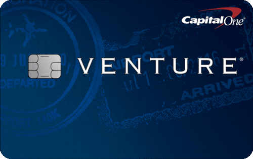 Top Travel Credit Cards-Capital One Venture Rewards