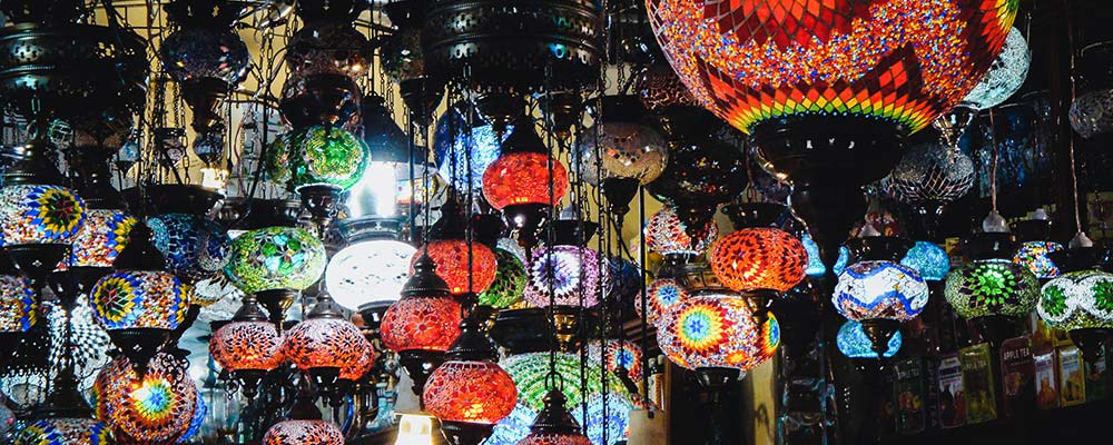 Cheap Places to Travel, Turkey | Turkish Lamps