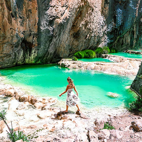 Things to Do In Peru - Turquoise River