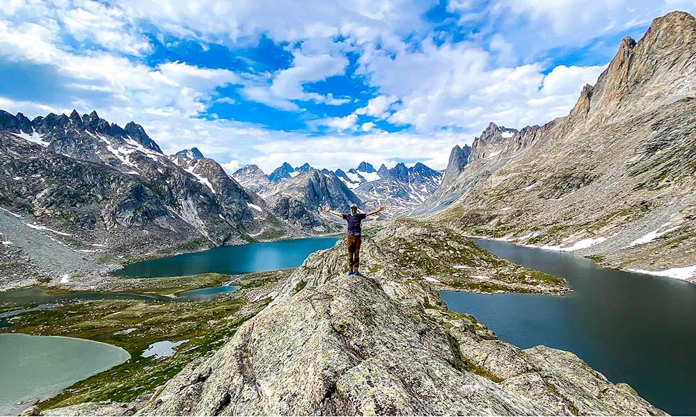 Why You Should Consider Adventure Travel For Your Next Trip | Wyoming Wind River Range