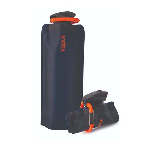 Vapur .7 Liter Wide Mouth Collapsible Water Bottle | Travel Accessories & Electronics | Flashpacker Co
