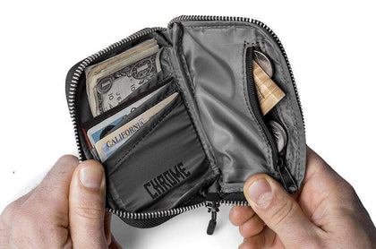 Chrome Industries Full Zip Travel Wallet | Luggage & Travel Bags