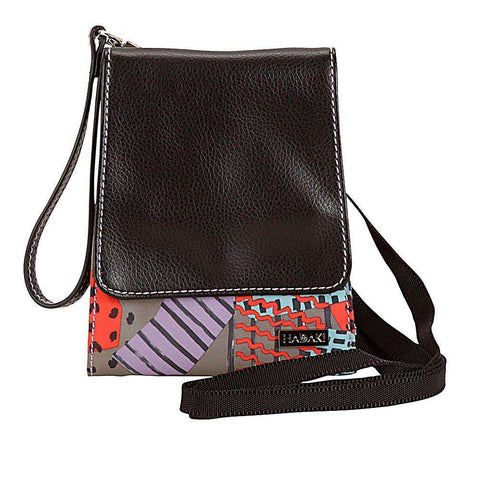 Hadaki Crossbody Travel Wallet - Patterns