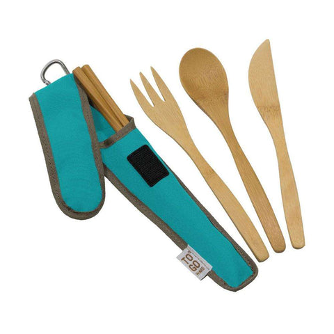 To Go Ware Bamboo Travel Utensil Set | Travel Accessories