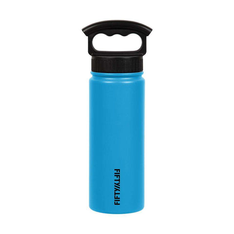 Fifty/Fifty 3 Finger Vacuum Insulated Water Bottle