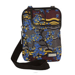 Mobile Travel Crossbody Bag - Patterns
